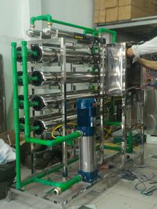 hệ thống lọc nước ro công nghệ cao mang lại kết quả nước cao