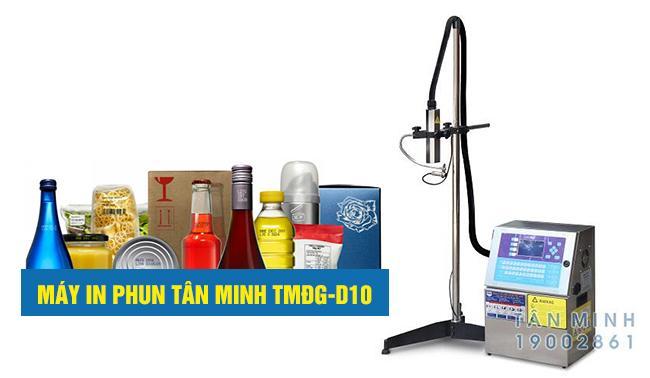 w700 là máy in date có tính ứng dụng cao, có thể in trên nhiều loại bề mặt, sản phẩm đa dạng