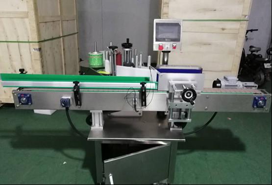 máy dán nhãn từ động cho chai tròn