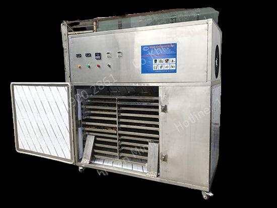 tủ sấy lạnh 20 khay dung tích 850L thích hợp sấy nông sản và các loại thảo dược khác.0983520660